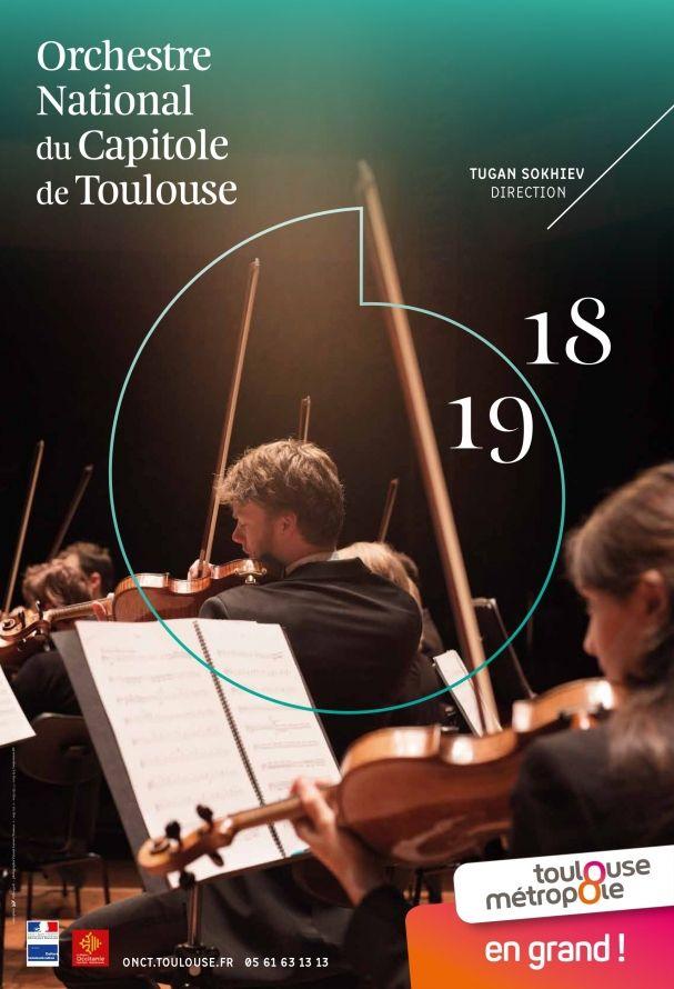 Orchestre National du Capitole de Toulouse 18/19