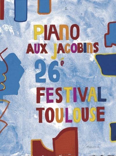 Piano aux Jacobins 2005