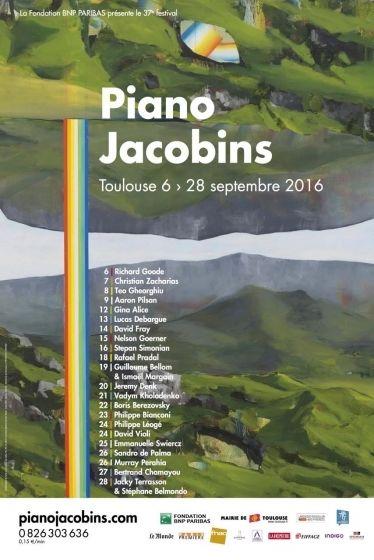 Piano aux Jacobins 2016