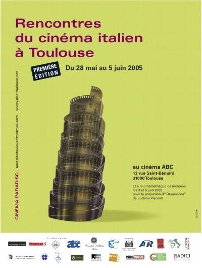 Rencontre du Cinéma italien 2005