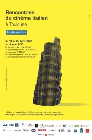 Rencontre du Cinéma italien 2007
