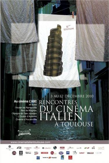 Rencontre du Cinéma italien 2010