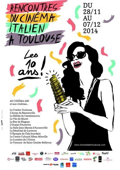 Rencontre du Cinéma italien 2014