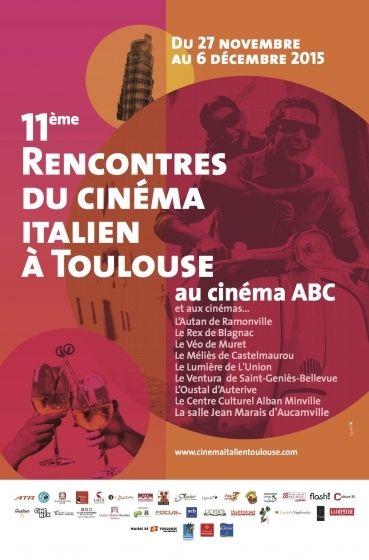 Rencontre du Cinéma italien 2015