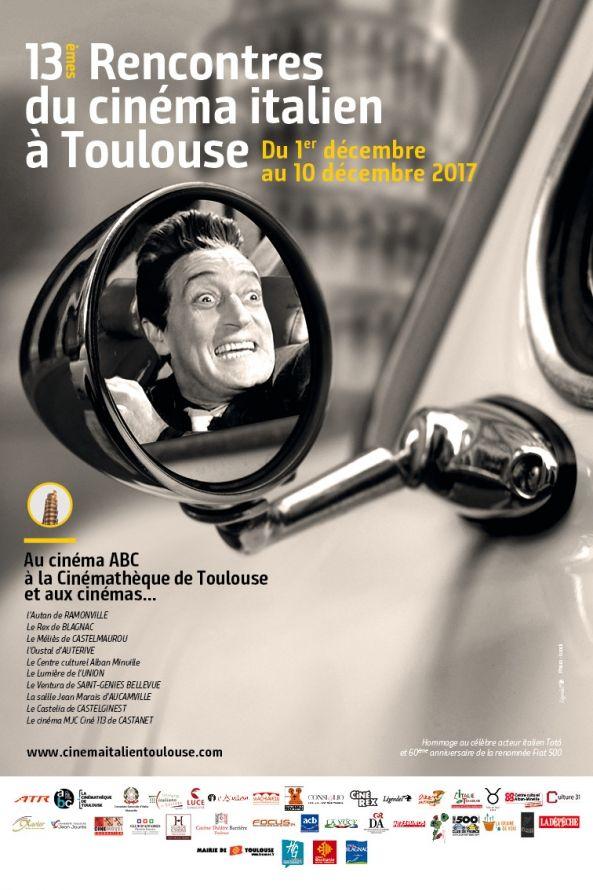 Rencontre du Cinéma italien 2017