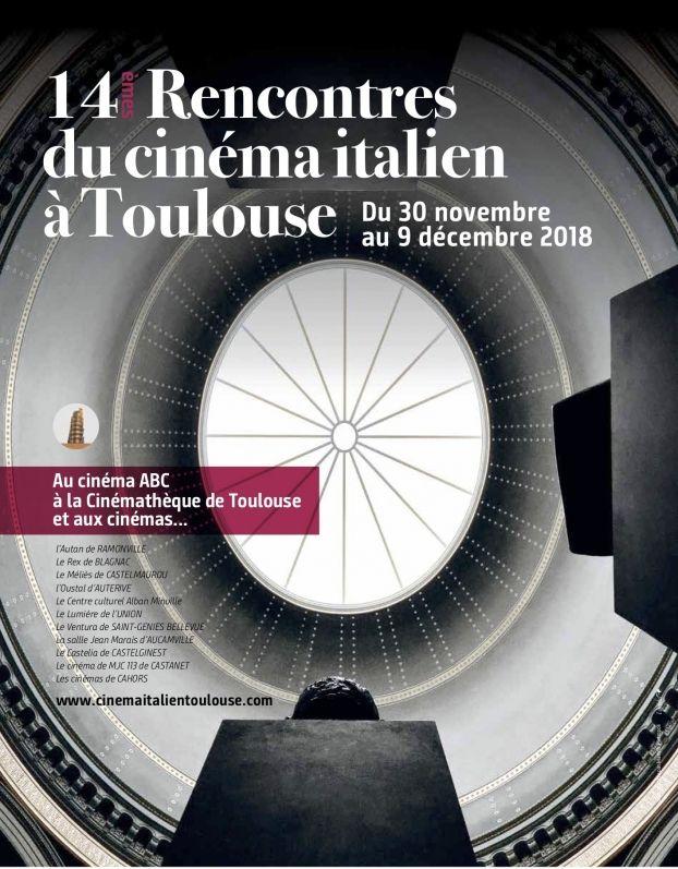 Rencontre du cinéma italien 2018