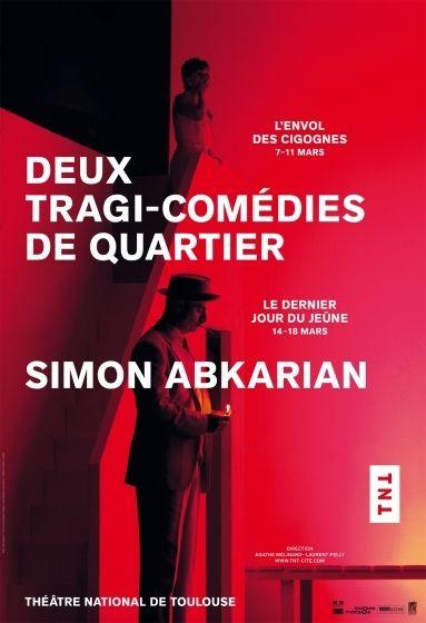 ThéâtredelaCité - Simon Abkarian