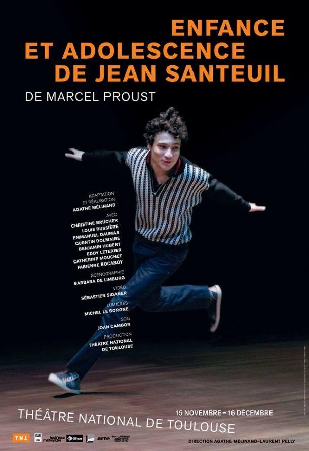 ThéâtredelaCité - Jean Santeuil