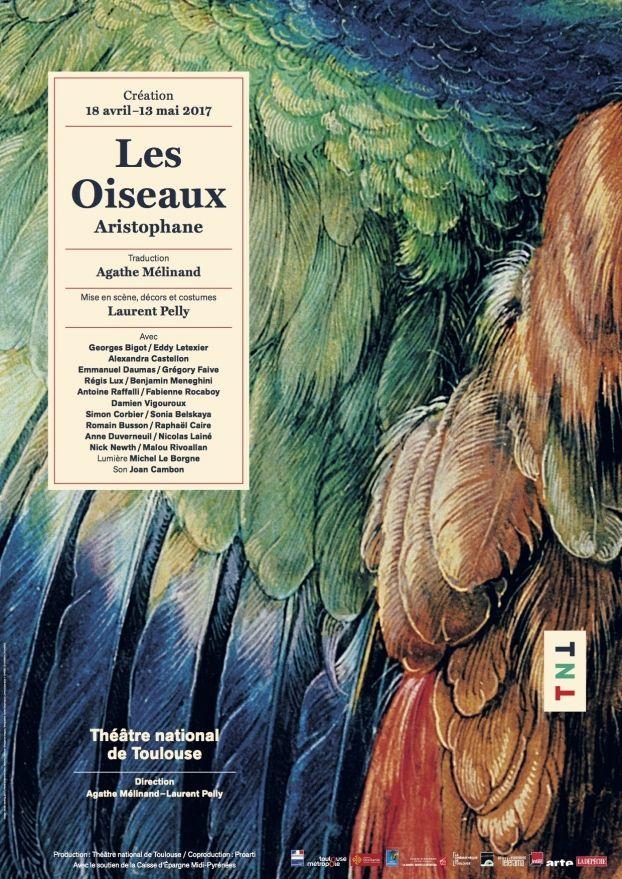 ThéâtredelaCité - Les Oiseaux