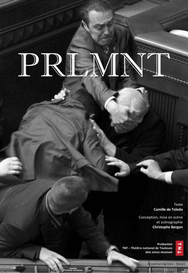 ThéâtredelaCité - Prlmnt