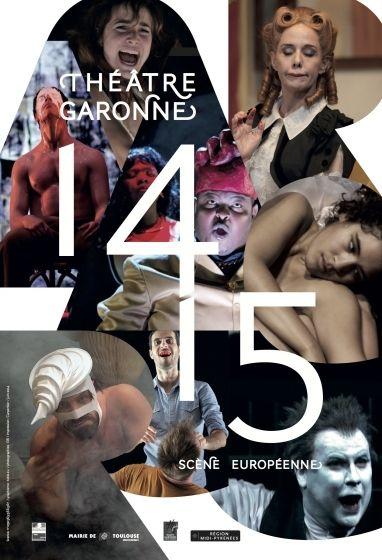 Théâtre Garonne 14/15