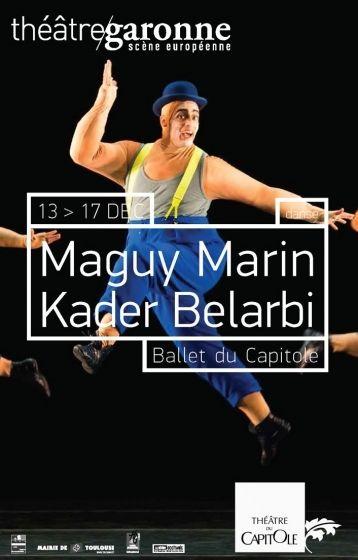 Théâtre Garonne - Maguy Marin Kader / Belarbi