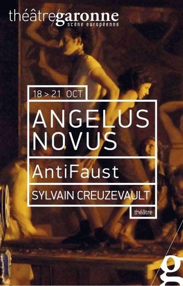 Théâtre Garonne - Angelus Novus
