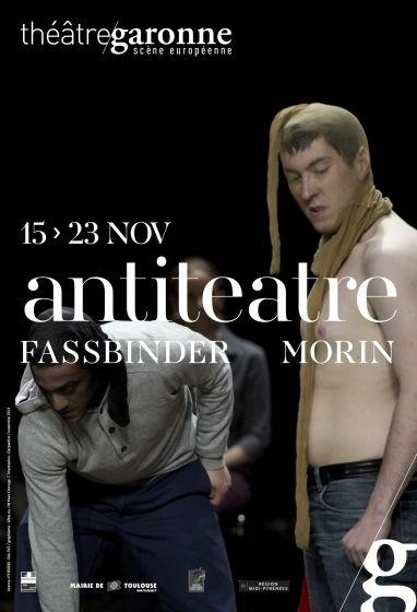 Théâtre Garonne - Antitéatre
