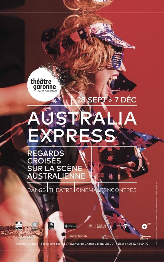 Théâtre Garonne - Australia Express
