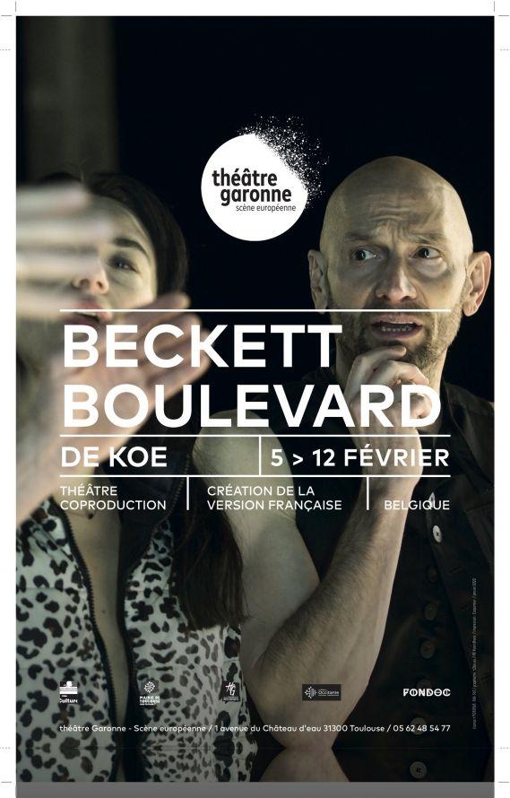 Théâtre Garonne - Beckett Boulevard