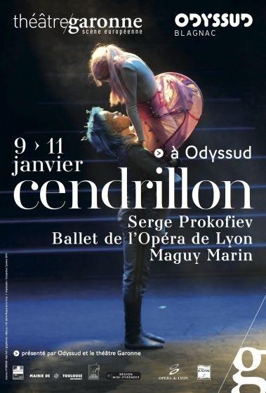 Théâtre Garonne - Cendrillon