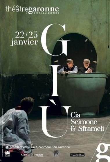 Théâtre Garonne - Giù
