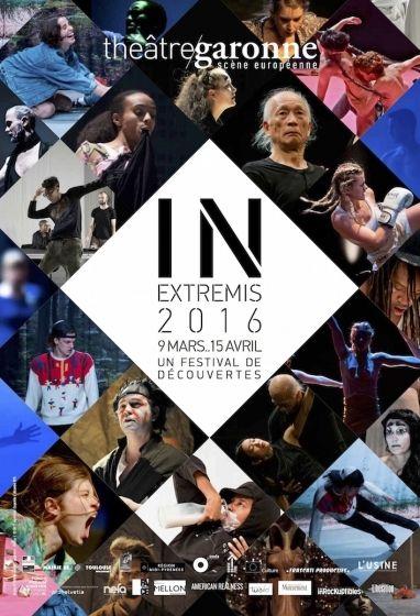 Théâtre Garonne - In extremis 2016