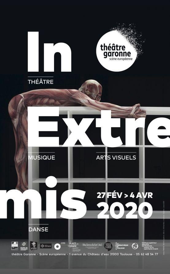 Théâtre Garonne - In extremis 2020