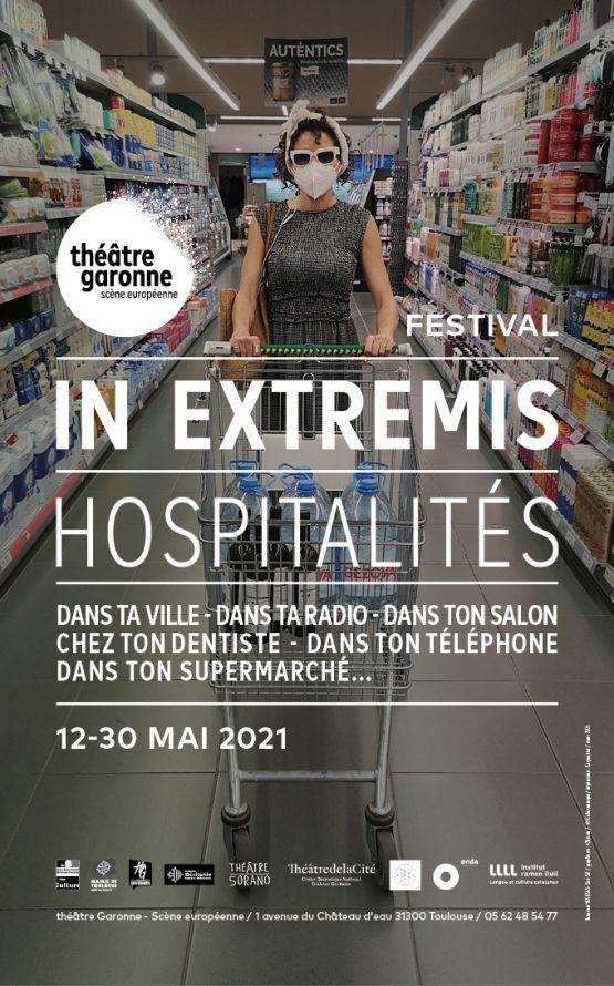 Théâtre Garonne - In extremis Hospitalité