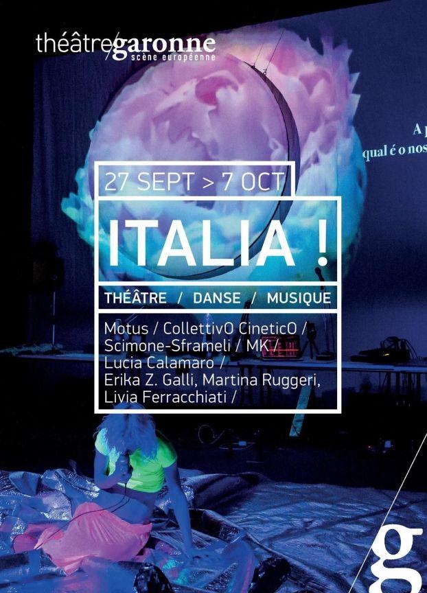 Théâtre Garonne - Italia