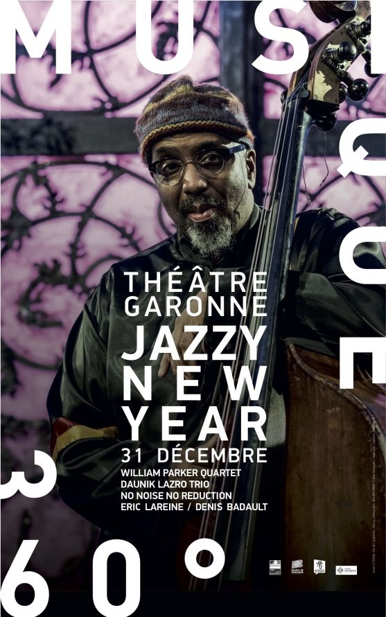 Théâtre Garonne - Jazzy New Year