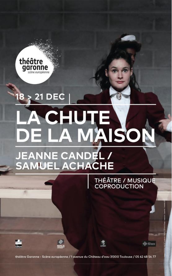 Théâtre Garonne - La chute de la maison