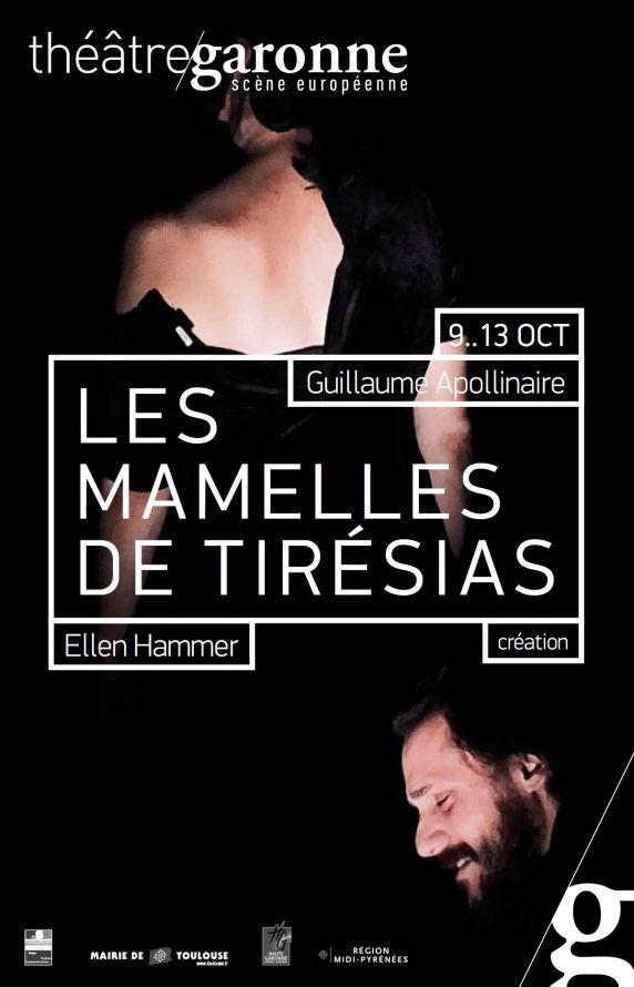 Théâtre Garonne - Les Mamelles de Tirésias