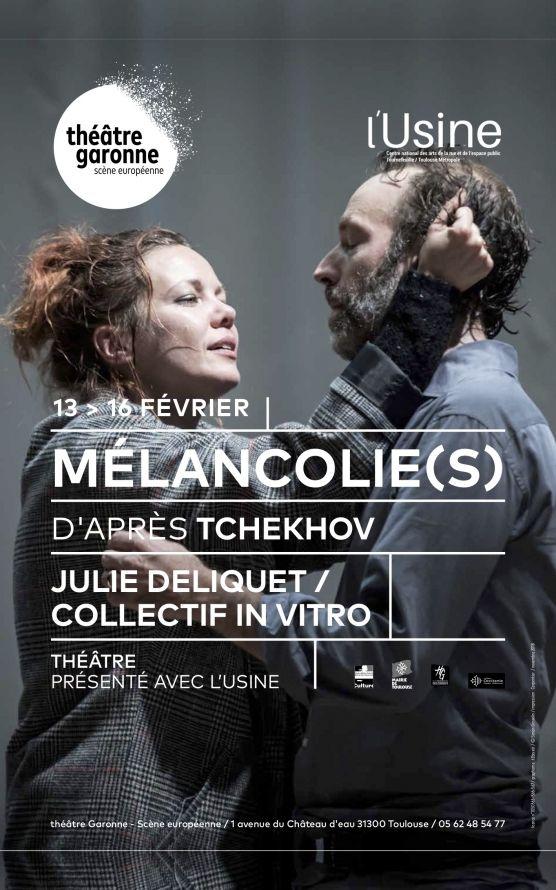 Théâtre Garonne - Mélancolie(s)