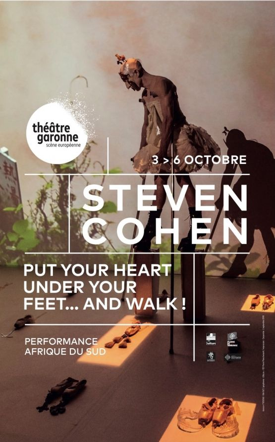Théâtre Garonne - Steven Cohen