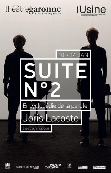 Théâtre Garonne - Suite n°2