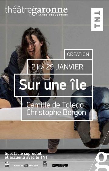 Théâtre Garonne - Sur une île