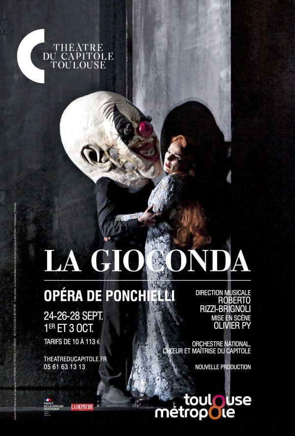 Théâtre du Capitole - Giocondia