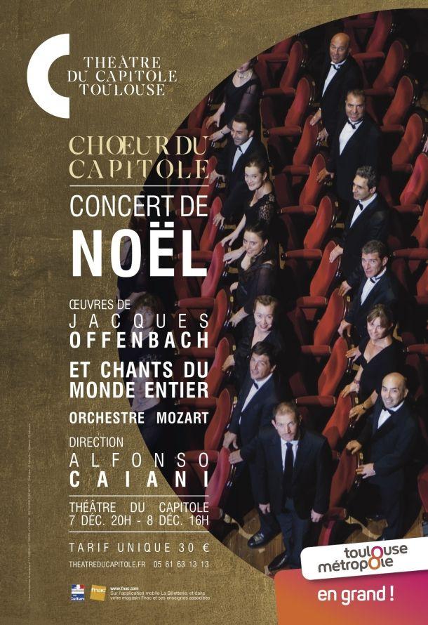 Théâtre du Capitole - Concert de Noël