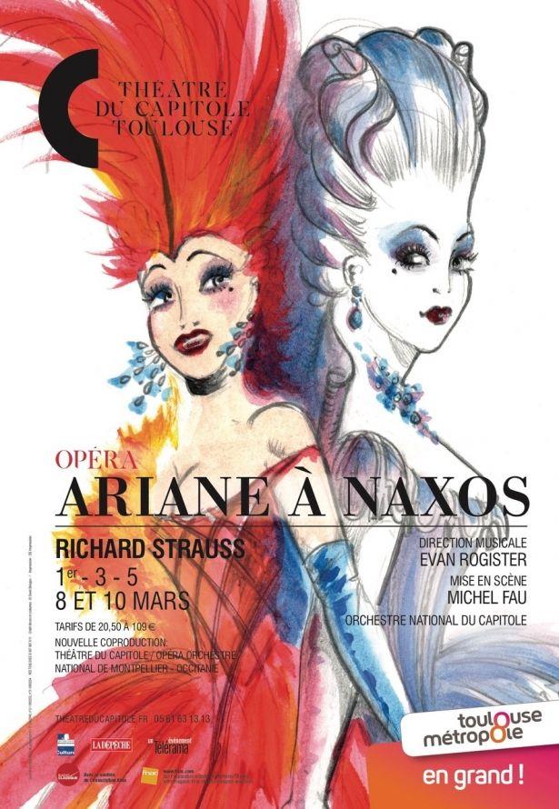 Théâtre du Capitole - Ariane à Naxos
