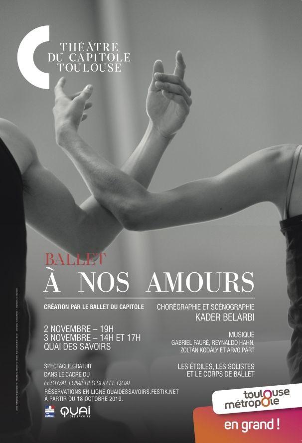 Théâtre du Capitole - À nos Amours