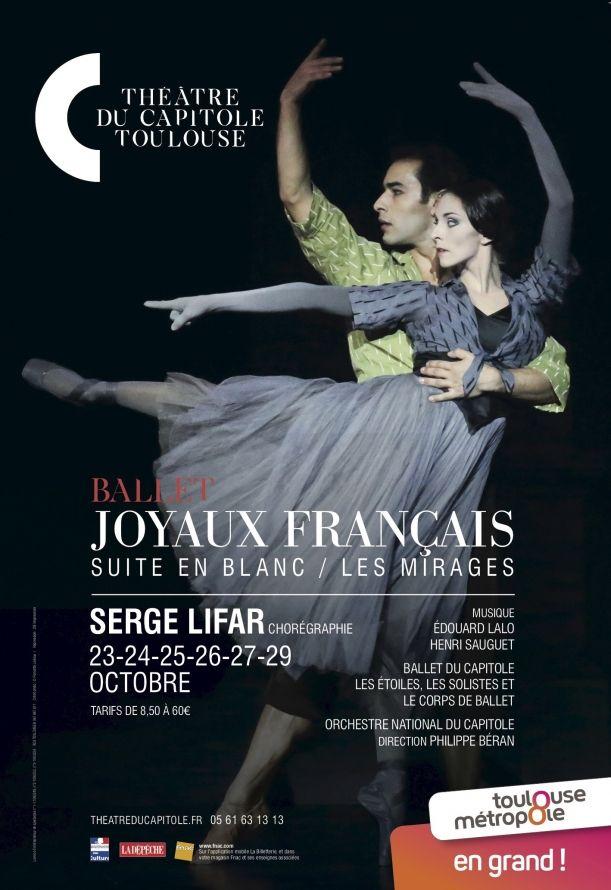 Théâtre du Capitole - Joyaux Français