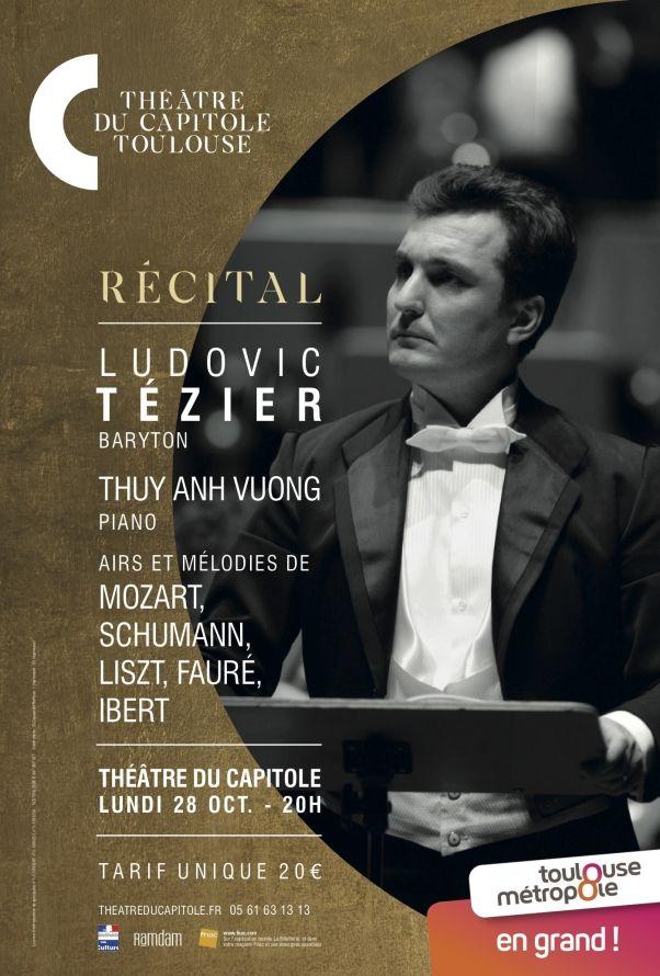 Théâtre du Capitole - Ludovic Tézier