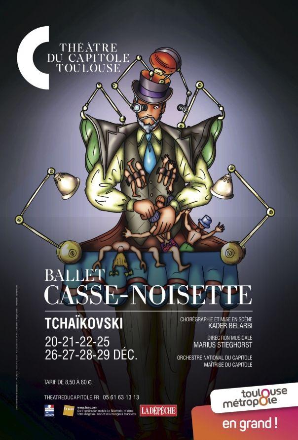Théâtre du Capitole - Casse-Noisette