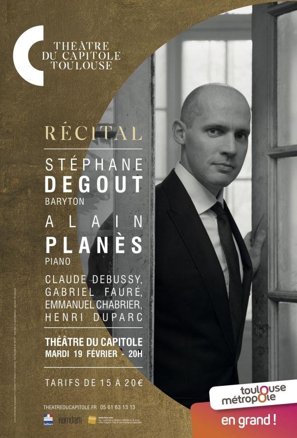 Théâtre du Capitole - Stéphane Dégout