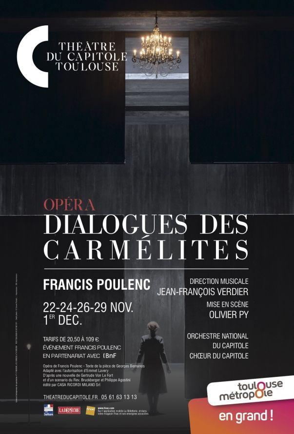 Théâtre du Capitole - Dialogue des Carmélites