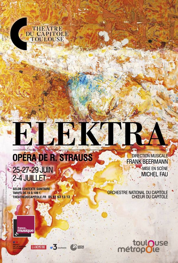 Théâtre du Capitole - Elektra