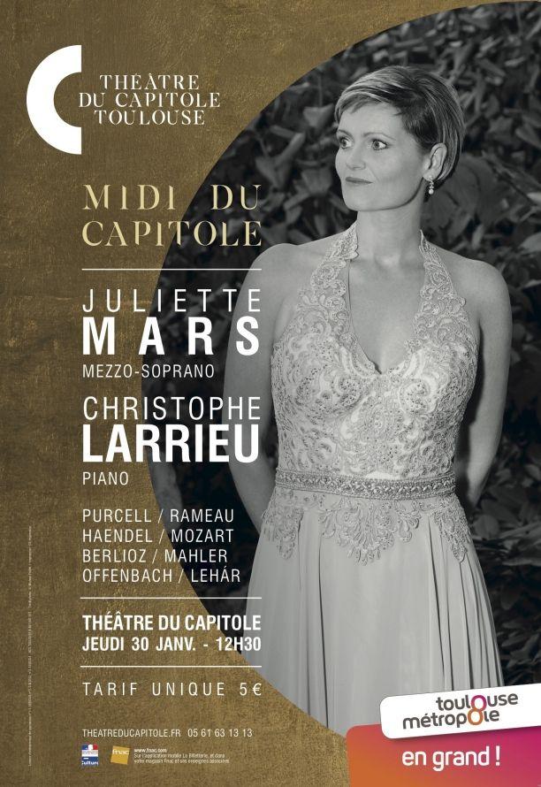 Théâtre du Capitole - Juliette Mars