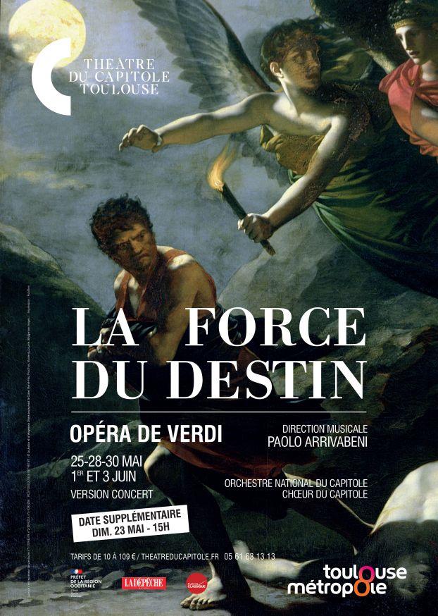 Théâtre du Capitole - La force du destin