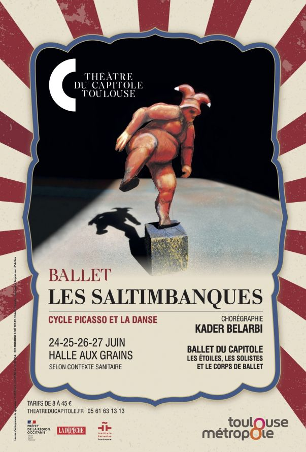 Théâtre du Capitole - Les Saltinbanques