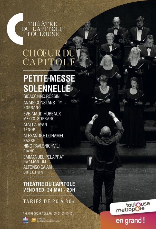 Théâtre du Capitole - Petite messe solennelle