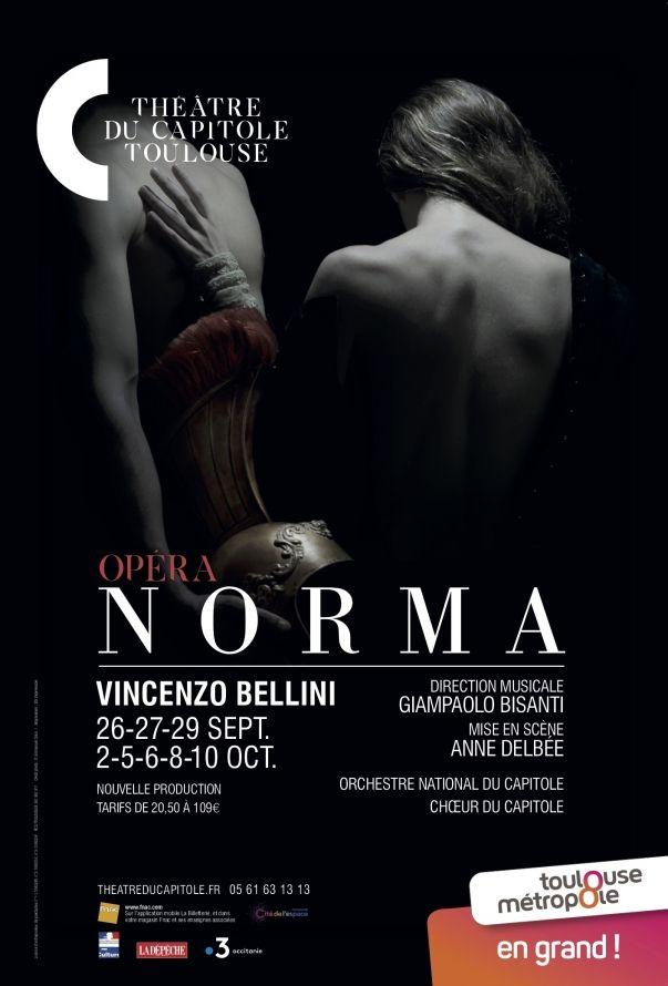 Théâtre du Capitole - Norma