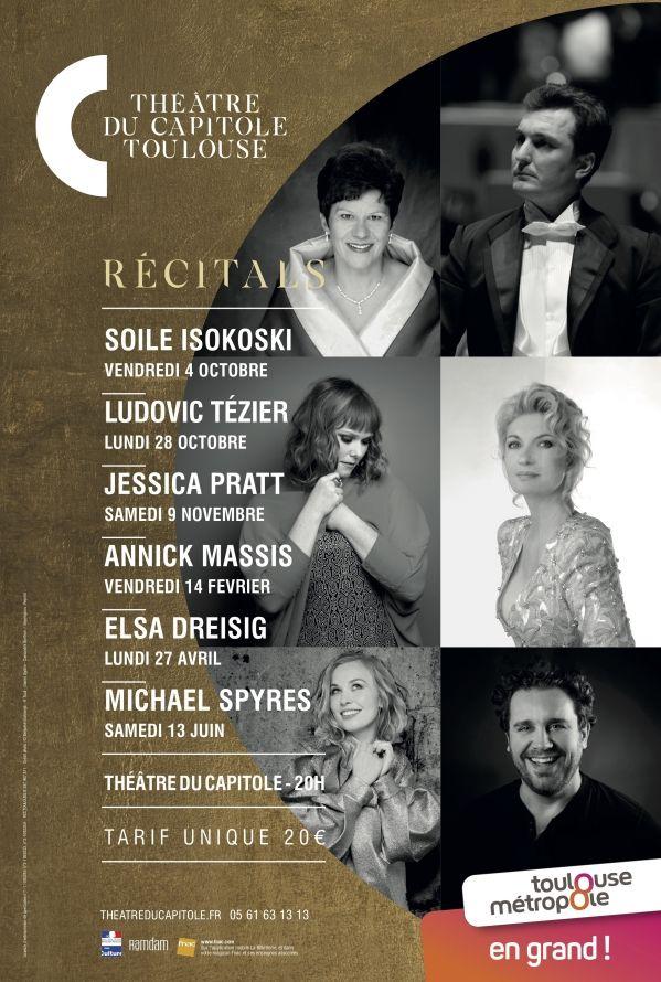 Théâtre du Capitole - Récitals
