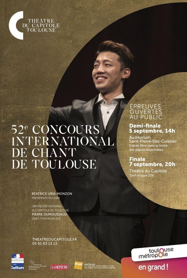Théâtre du Capitole - Concours international de Chant